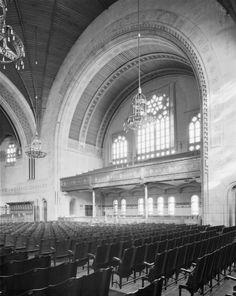 Interieur overzicht naar 39 t orgel koninginnekerk for Auto interieur reinigen rotterdam