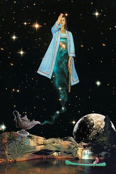 the genie - eugenia loli