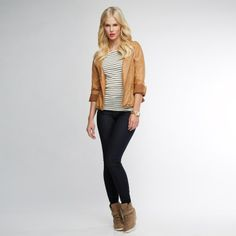 High Heel High Top Sneakers outfits   high top wedge sneakers - cute outfit too!   Clothes & Shoes