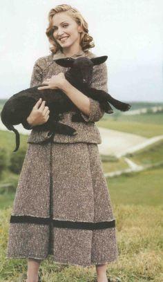 Madonna Loves Animals!