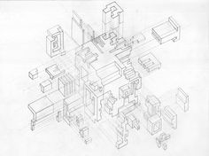 Deconstruction cube