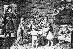 Vår gamle jul - www.katthultsolbrekke.com