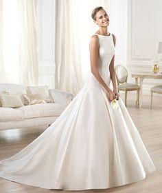 Vestidos de novia de la colección Ontario 2015 - Pronovias