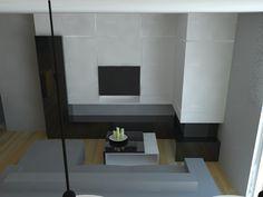 BLACK & WHITE Architecture Design, Black And White, Interior Design, Mirror, Furniture, Interiors, Studio, Home Decor, Nest Design