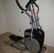 elliptical machine numb