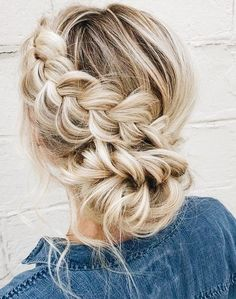 42 Beautiful Wedding Hairstyles Ideas To Inspire Your Wedding Day - Wedding Updo . - Bononcini Wedding - - hochzeit, 42 Beautiful Wedding Hairstyles Ideas To Inspire Your Wedding Day – Wedding Updo … – Bononcini Wedding - New Site Wedding Hairstyles For Women, Bridal Hairstyles With Braids, Wedding Hairstyles For Long Hair, Braid Hairstyles, Short Hairstyles, Country Hairstyles, Winter Hairstyles, American Hairstyles, Homecoming Updo Hairstyles