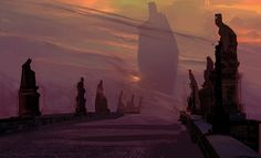 ArtStation - Andrian Luchian's submission on Ancient Civilizations: Lost & Found - Environment Design