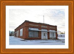 Popejoy Iowa Framed Print by Bonfire #Photography