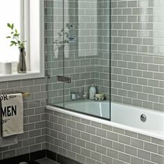 So pleased with our finished bathroom white subway for 1930 bathroom tile ideas