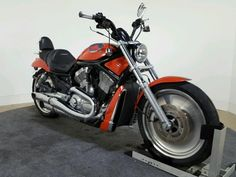 2005 #HARLEY #DAVIDSON VRSCB 1.1L 2 for Sale at Copart Auto Auction. Buy It Now