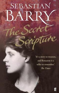 The Secret Scripture by Sebastian Barry - I should have liked this book more.  Complicated people just trying to do their best during the times they live in.  Yet, I didn't like the book.  I had trouble with the untrustworthy narrators, the characters and the tone.  I found myself skimming sections I didn't like to get to sections I did.