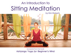 Sitting meditation is a basic technique of taming and training the mind. The kind of meditation I share is called shamatha meditation, from the Tibetan Buddhist tradition. Here is a simple introduction to sitting meditation.