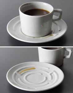 making coffee spills a game and not a mess...this would be alot better than getting my coffee all over your computer keys