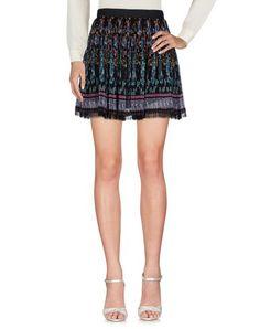 ETRO Mini skirt. #etro #cloth #dress #top #skirt #pant #coat #jacket #jecket #beachwear #