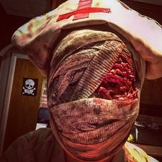 Finished my Silent Hill Nurse cosplay. Super proud of this one!