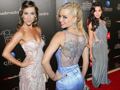 Red Carpet Look - Emmy Awars 2013