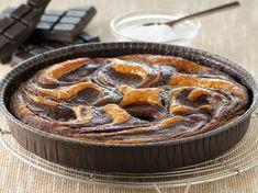 Découvrez la recette Gâteau marbré au Thermomix sur cuisineactuelle.fr.