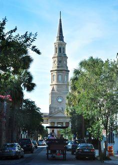 Beautiful Charleston http://www.travelandtransitions.com/destinations/destination-advice/north-america/