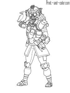 Fortnite coloring pages | Print and Color.com | Sliding ...