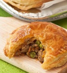 Beef and Vegetable Mince Pies recipe
