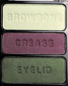 I'm Cool As A Cucumber With This Wet N Wild ColorIcon Eyeshadow Trio