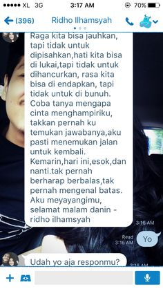 relationship chat indonesia Im so mean. People Quotes, Me Quotes, Relationship Goals Text, Cute Messages, Message Quotes, Couple Pictures, Couple Goals, Aesthetic Wallpapers, Cards Against Humanity