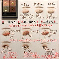 Asian Makeup, Eye Makeup, Hair Makeup, Ballet Makeup, Ulzzang, Korean Make Up, Japanese Makeup, How To Make Hair, Makeup Tools