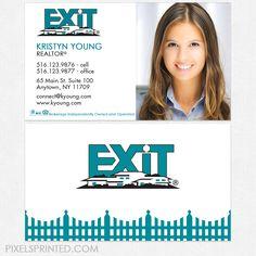 Exit business cards business cards exit cards realtor business exit business cards business cards exit cards realtor business cards realty business colourmoves