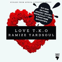 Calling all#reggae & #soul lovers... Check out the official new single by @ramizeyardsoul and take a trip down memory lane with this #Jamaican rendition of a #TeddyPendergrass classic!!