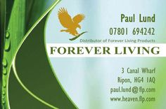 Forever Living Business Cards Morecambe Products Flyers