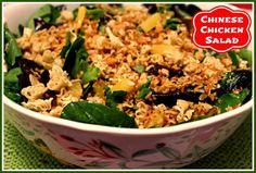 Sweet Tea and Cornbread: Chinese Chicken Salad!