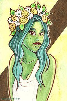 Spring by creampuffy.deviantart.com on @DeviantArt