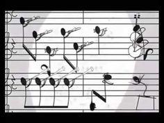 Musicograma realizado para la asignatura DIDÀCTICA de l'Expressió Musical en Educació Infantil.