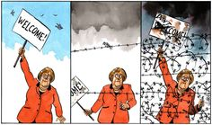 Refugee crisis: From border controls to cash seizures, how Germany ...