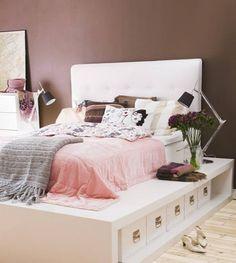 A legszebb hálószobák - otthonos
