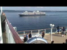 "Norwegian Pearl ""The Great Outdoors"" on the Blake Shelton Cruise - YouTube"