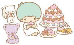 LittleTwinStars Official★Blog  KikiLala Dreamy Diary ★Little Twin Stars★
