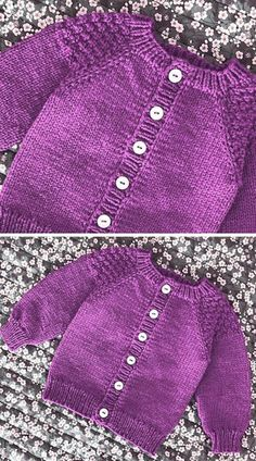 Baby Boy Knitting Patterns, Baby Sweater Patterns, Baby Hats Knitting, Knit Patterns, Free Knitting, Crochet Baby Cardigan Free Pattern, Crochet Baby Jacket, Hat Crochet, Knitted Baby Clothes