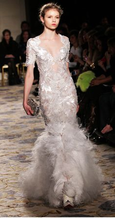 Wedding-Worthy Fall 2012 Marchesa Gowns That'll Knock Your Socks Off (Which One Would You Wear?)