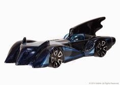 New Hot Wheels 2015 C-case Batmobile