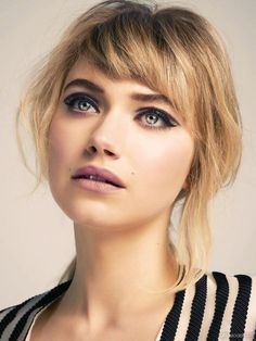 Imogen Poots Legs | Imogen Poots – Photoshoot for Untitled Magazine Spring/Summer 2014