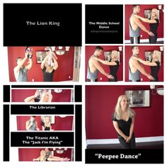 Favorite Dance moves Jenna Marbles