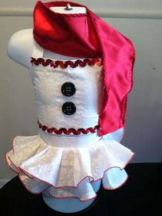 NATIONAL PAGEANT DRESS PAGEANT  CHRISTMAS HOLIDAY CASUAL WEAR  9-18months #Handmade #DressyEverydayHolidayPageant
