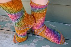 All Dressed Socks by heatheratjoeyshouse, via Flickr...FUN!