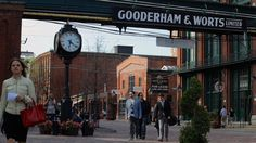 The Distillery District Toronto - A Dining And Architectural Wonder