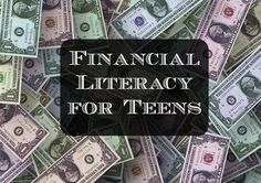 Financial Literacy for Teens | Eclectic Homeschooling