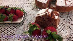 Μοσχομυρωδάτο και νόστιμο κέικ φραουλας 300 Calories, Specialty Foods, Pound Cake, Recipe Collection, Scented Candles, Sugar Free, Muffin, Pudding, Breakfast