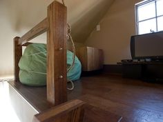 HGTV Green Home 2012: Kid's Bedroom Pictures : Green Home : Home & Garden Television