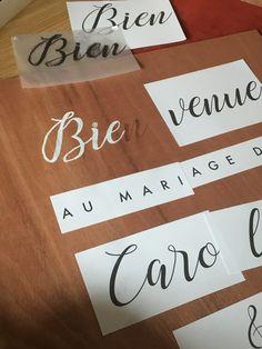 Wedding Reception 79252 DIY Tutorial: wedding welcome sign Wedding Reception Signs, Wood Wedding Signs, Wood Signs, Diy Wedding Welcome Sign, Preparing For Marriage, Yellow Theme, Fun Signs, Diy Papier, Wedding Decorations