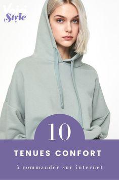 La sélection sur voici.fr Jogging Style, Pyjamas, Voici, Hoodies, Graphic, Sweaters, Fashion, Cozy Outfits, Trendy Teen Fashion